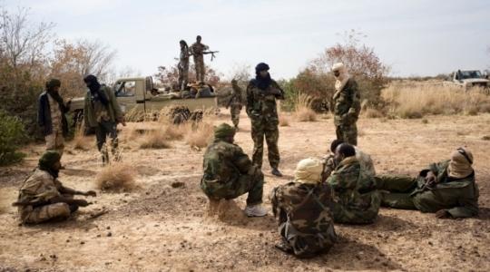 Guerra-Mali