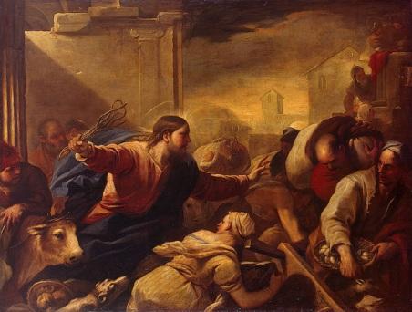 Gesù nel tempio